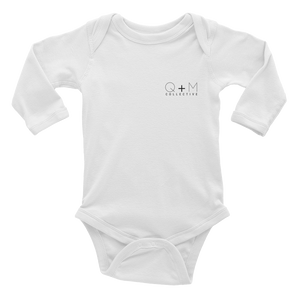 Signature Infant Long Sleeve Bodysuit