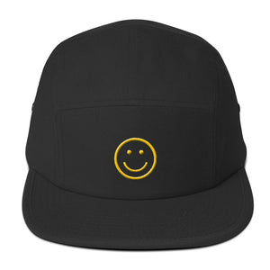 Smile Five Panel Cap