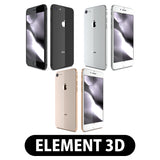 Element 3D V2.2 - Apple iPhone 8 All Colors