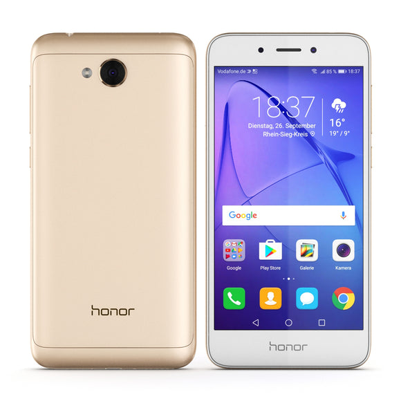 Huawei Honor 6A Gold - 3D Model