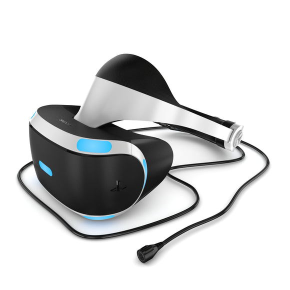 New Sony Playstation Vr 2017 - 3D Model