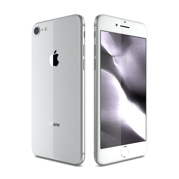 Apple iPhone 8 Silver - 3D Model
