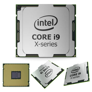 Intel Core i9 X-series Processor - 3D Model