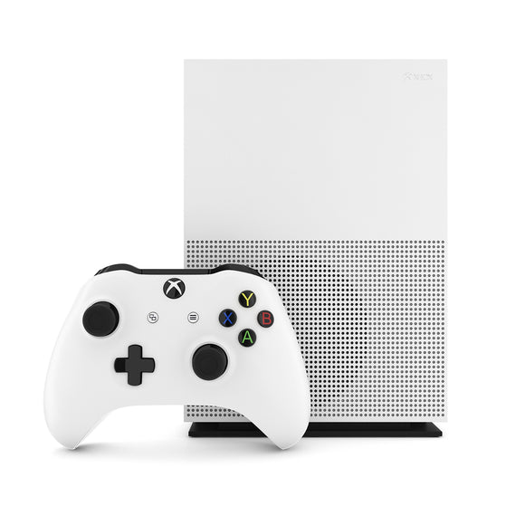 Xbox One S Complete Set - 3D Model