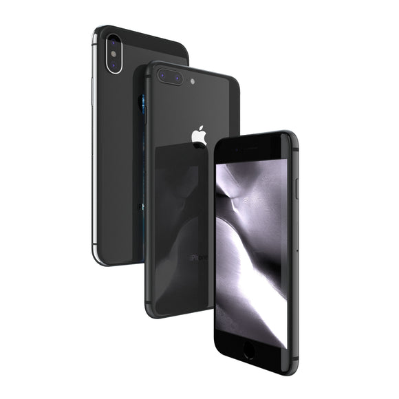 Apple iPhone 2017 Space Gray Collection