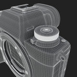 Sony Alpha A9 Body Only - 3D Model