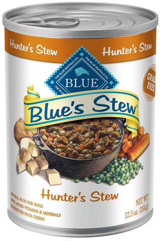Blue Buffalo Hunter's Stew Canned Dog Food