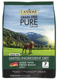 Canidae Grain Free PURE Land with Fresh Bison Dry Dog Food