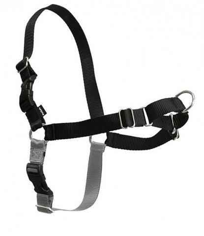 PetSafe Easy Walk Black and Silver Dog Harness