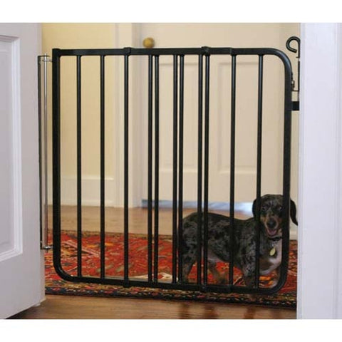 Cardinal Gates Auto Lock Hardware Mounted Dog Gate