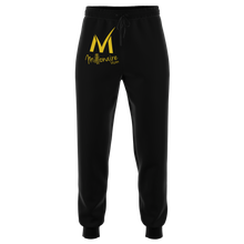 Load image into Gallery viewer, MVC Signature Joggers - Black/Gold