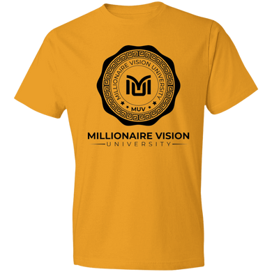 MVU T-Shirt - Gold/Black