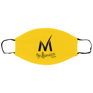 MVC Signature Face Mask - Yellow/Black