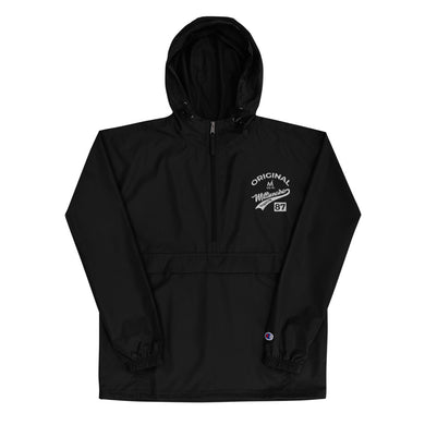 Original Millionaire Vision x Champion Packable Jacket - Black