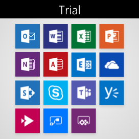 Try Office 365  Enterprise E3 for Free
