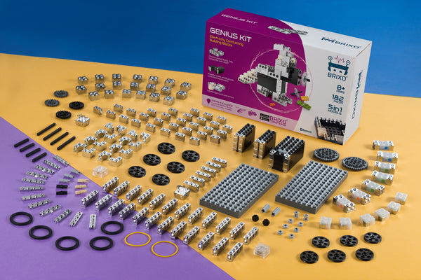 Genius Kit - 182 Pieces
