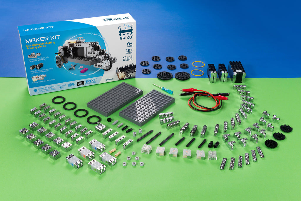 Maker Kit - 127 Pieces