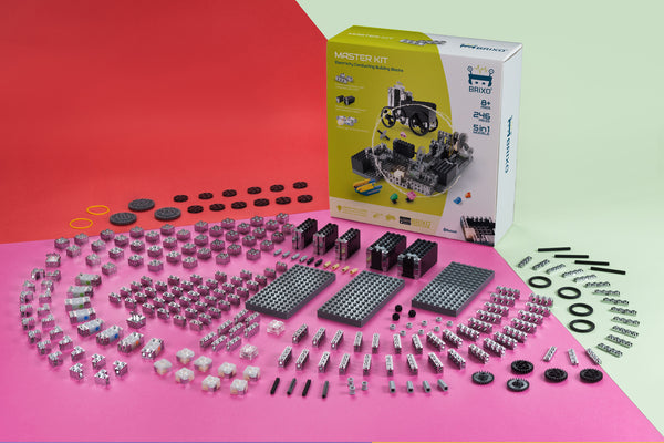 Master Kit - 246 Pieces