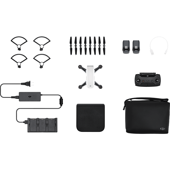DJI Spark - Fly More Combo