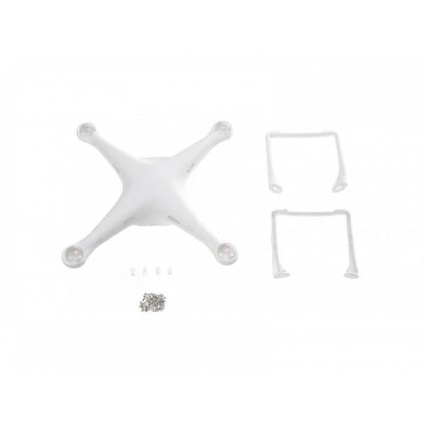 DJI Phantom 3 Standard Part 72 - Shell (Includes Top & Bottom Covers)