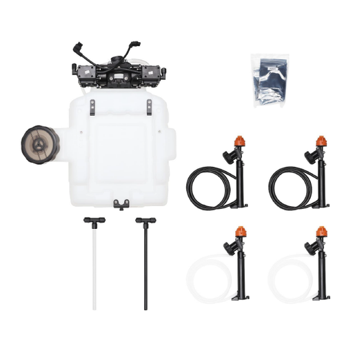 DJI Agras MG-1S Part 45 - Spraying System (Radar Excluded)