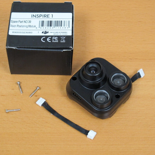 DJI Inspire 1 Part 39 - Vision positioning module