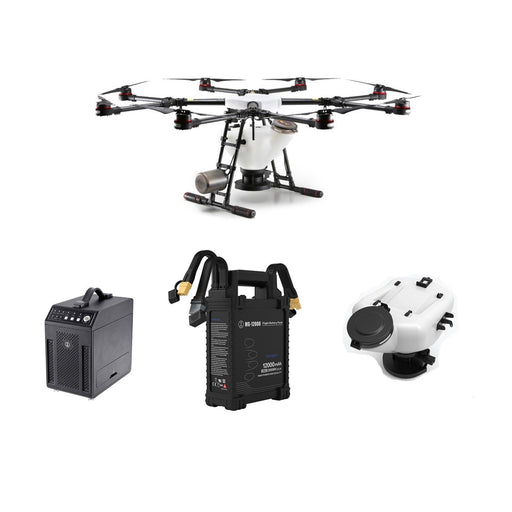 DJI Agras MG-1P + Advanced Spraying System Ready To Fly Bundle