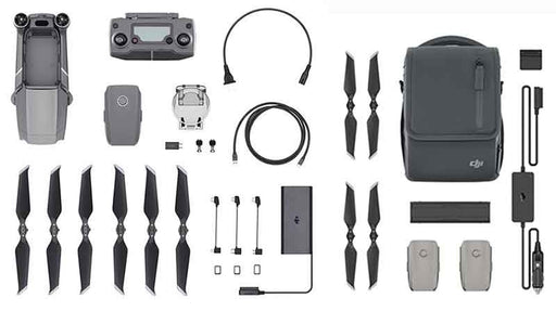 DJI Mavic 2 Zoom + Fly More Kit Combo