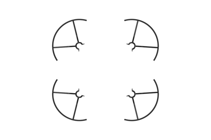 DJI Tello Part 03 - Propeller Guards