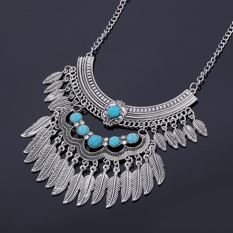 Turkish Gypsy Necklace