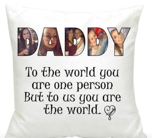 Daddy Cushion