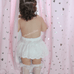 Princess Skirted Playsuit