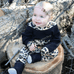 Leopard Hooded Set - Rowley's Baby Boutique  - Express U.S. Delivery