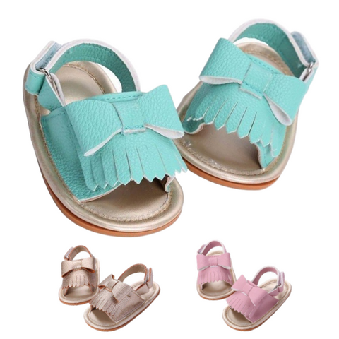 Ella's Sandals - Rowley's Baby Boutique  - Express U.S. Delivery