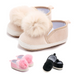 Camilla's Fur Ball Shoes