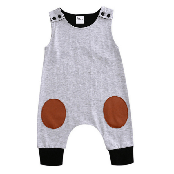 Dan Loose Romper - Rowley's Baby Boutique  - Express U.S. Delivery