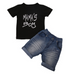 Denim Mama's Boy - Rowley's Baby Boutique  - Express U.S. Delivery