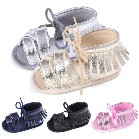 Harper Tassel Sandals - Rowley's Shop - 4 Days U.S. Delivery