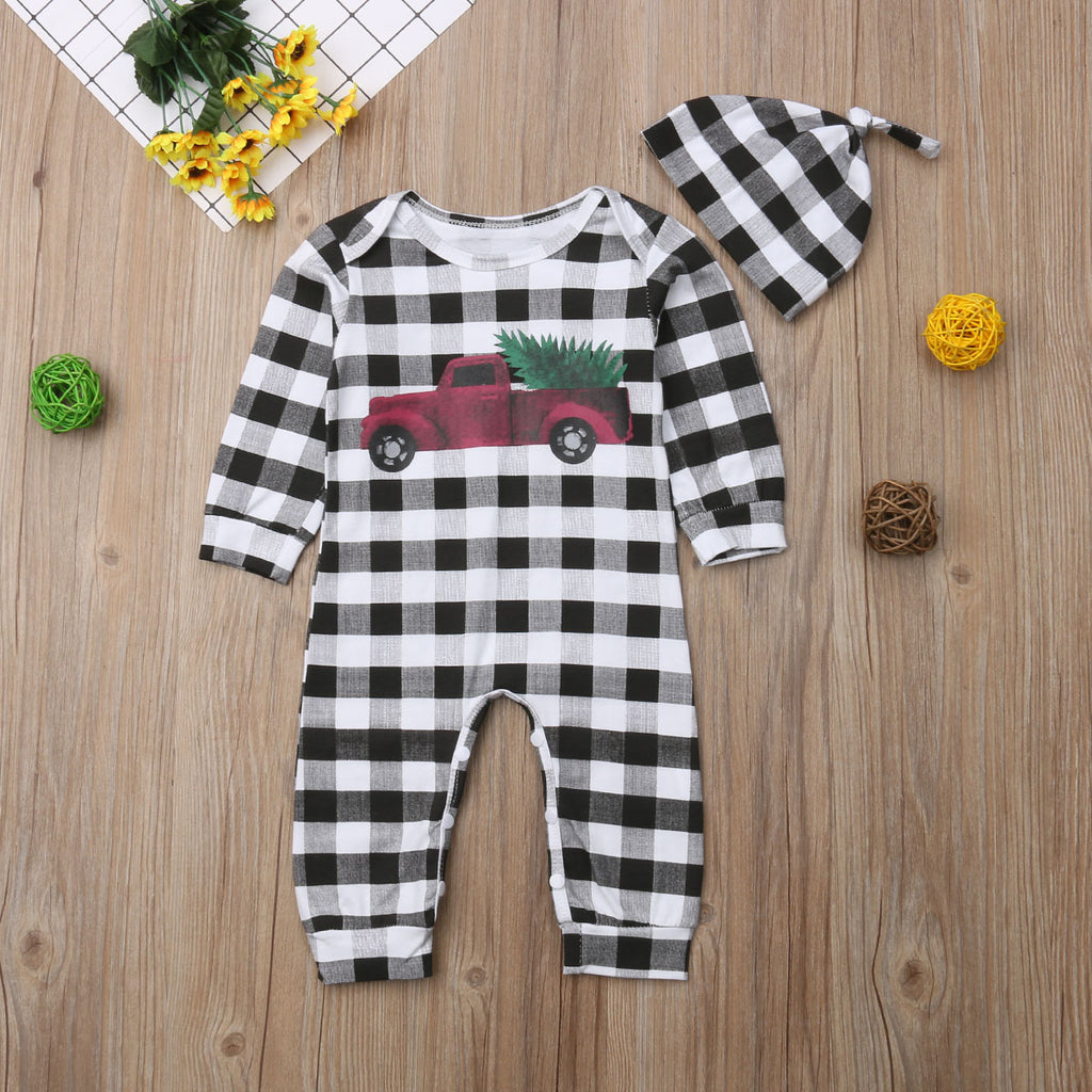 My Plaid Romper Rowley S Shop