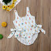 Little Ice Cream Swimsuit - Rowley's Baby Boutique  - Express U.S. Delivery
