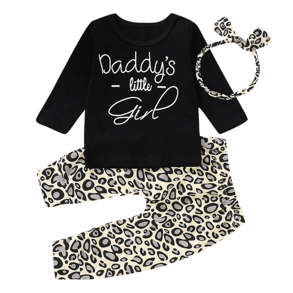 Daddy's Little Girl - Rowley's Baby Boutique  - Express U.S. Delivery
