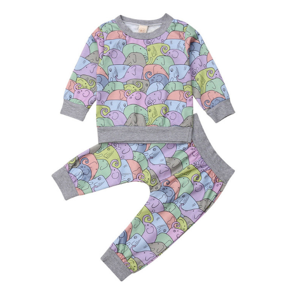 Sweet Elephants Outfit