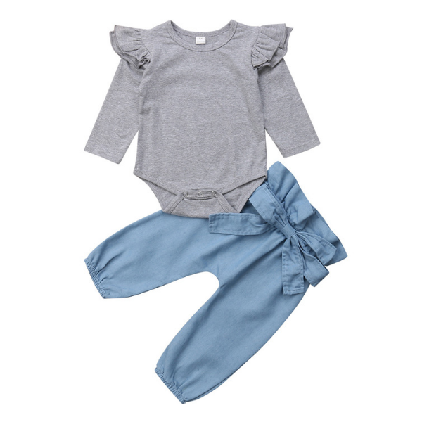 Anna's Outfit - Rowley's Baby Boutique  - Express U.S. Delivery