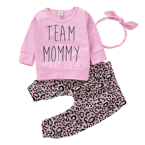 Team Mommy Set