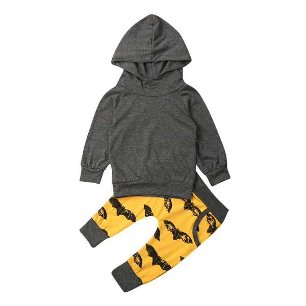 Batman Hooded Outfit