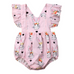 Little Bunny Playsuit - Rowley's Baby Boutique  - Express U.S. Delivery