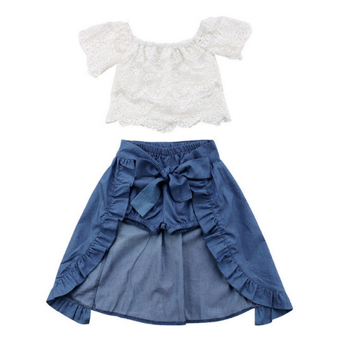 Madelyn's Skirt Set