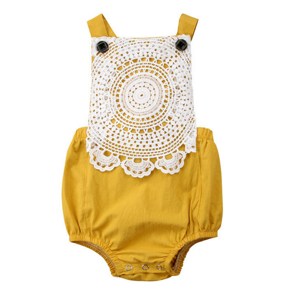 Nova's Lace Playsuit