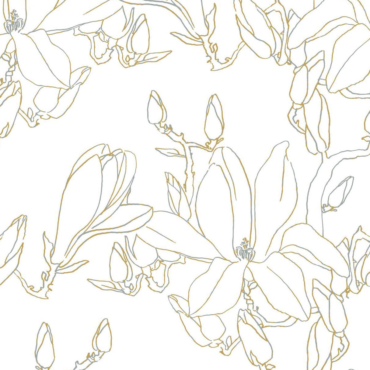 SO WHITE 4 - Idylle Magnolia - 83822303 Argent