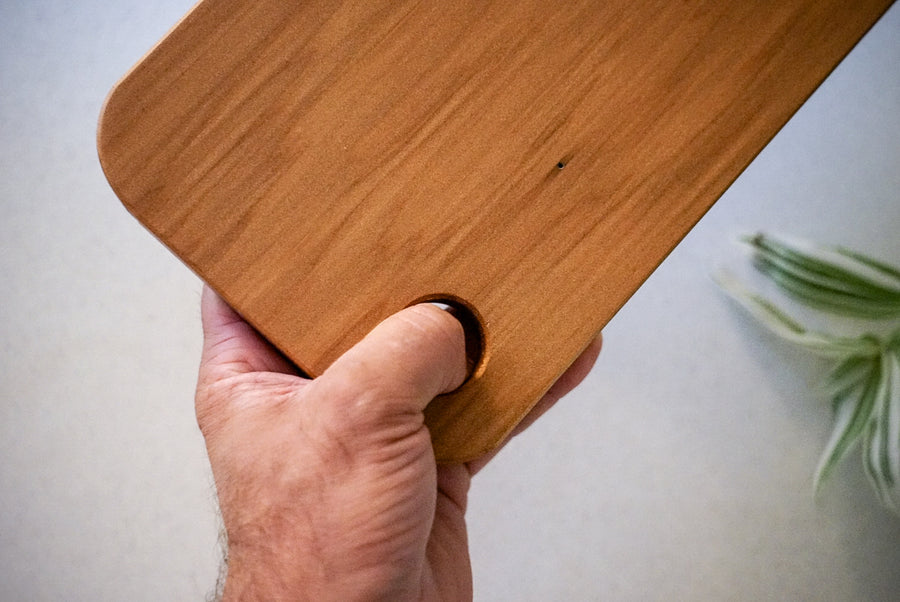 Saucy Chop© Handmade Chopping Board